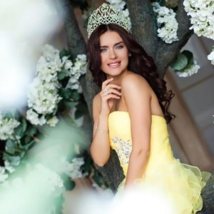 Julia Ionina - Mrs Queen Beauty World 2014