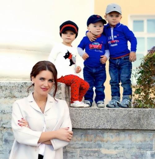 ionina julia children