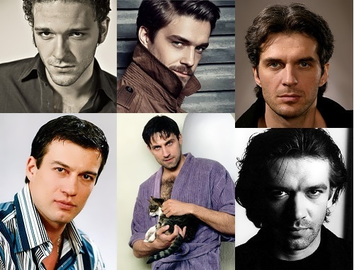 Manly Russian Actors
