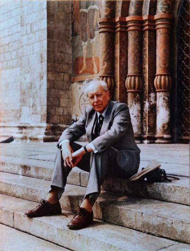 Academician Likhachev