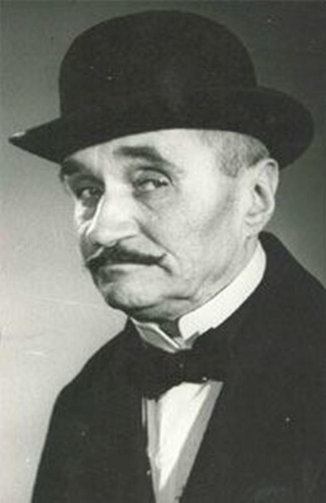 Georgy Millyar – best Baba Yaga