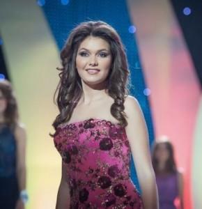 Charming Anzhelika - Miss Crimea