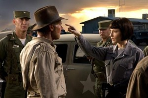 Cate Blanchett Indiana Jones and the Kingdom of the Crystal Skull