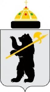 Coat of Arms Yaroslavl