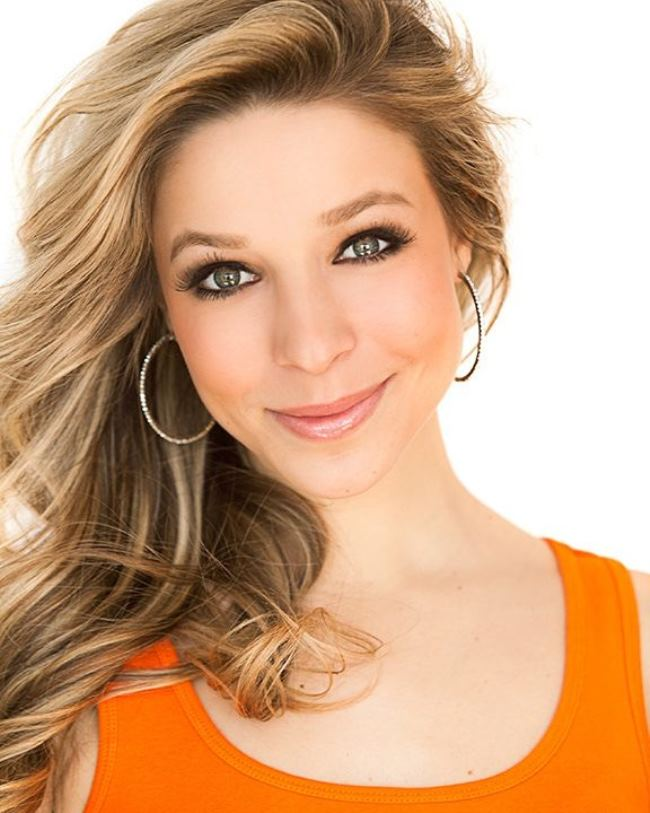 Kira Kazantsev – Miss America of Russian origin