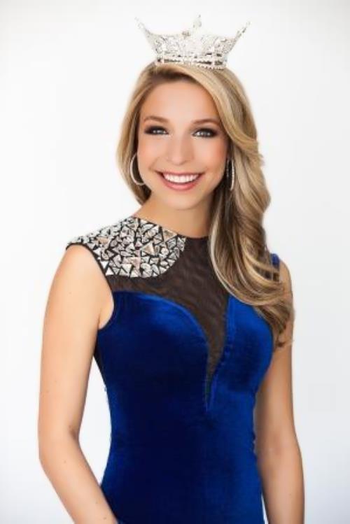 Miss America - Russian American from Brooklyn