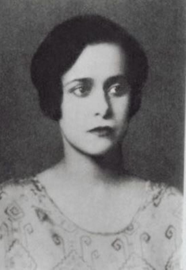 Iron Woman Nina Berberova