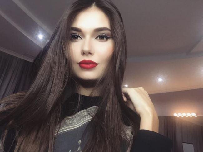 Anzhelika Pomitun – Miss Crimea 2014