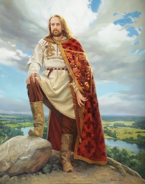 Yaroslav the Wise Russian Prince