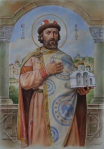 Grand Prince Yaroslav