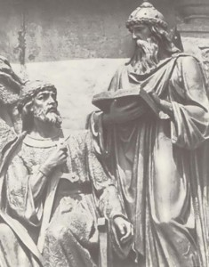 Grand Prince Yaroslav the Wise and Vladimir Monomakh