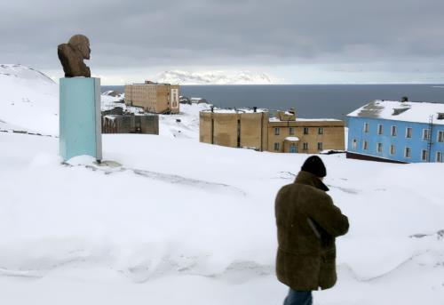 Svalbard Lenin