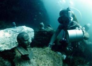 Underwater Museum Lenin