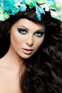 Yulia Alipova the winner of Miss Russia 2014