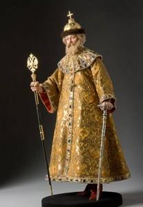 Mikhail Romanov George Stuart