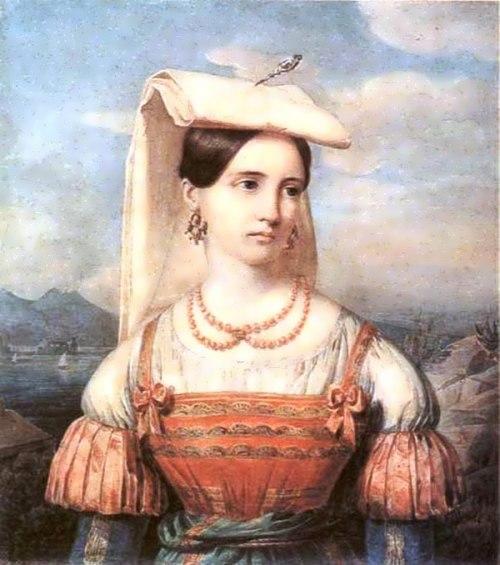 Sologub Sophia Mikhailovna Pimen Orlov