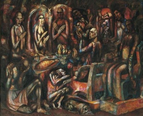 Feast of Kings filonov