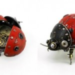 Amazing Steampunk sculptures by Russian artist I. Vernyy