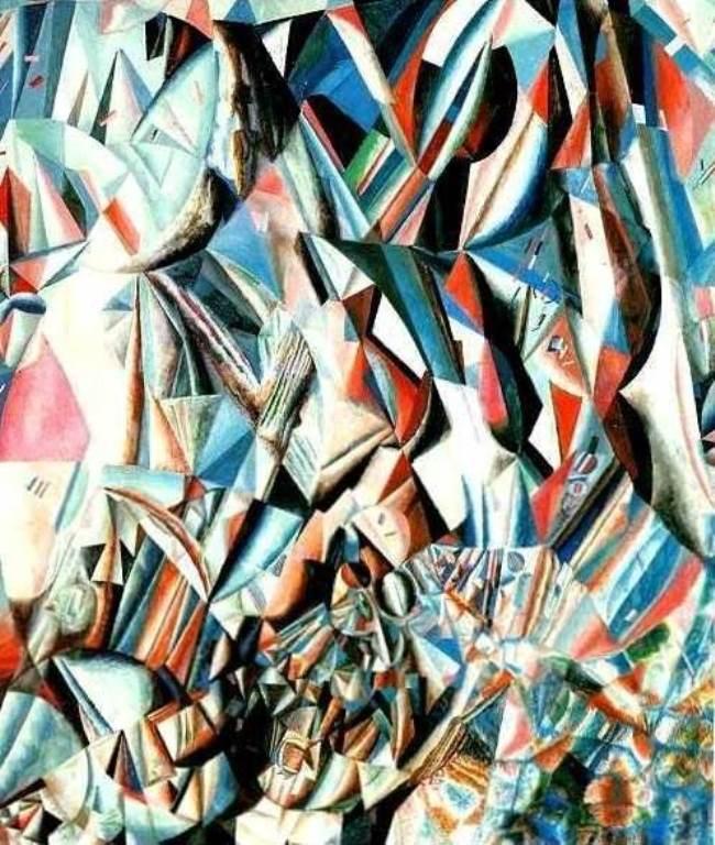 Pavel Filonov – famous Russian artist