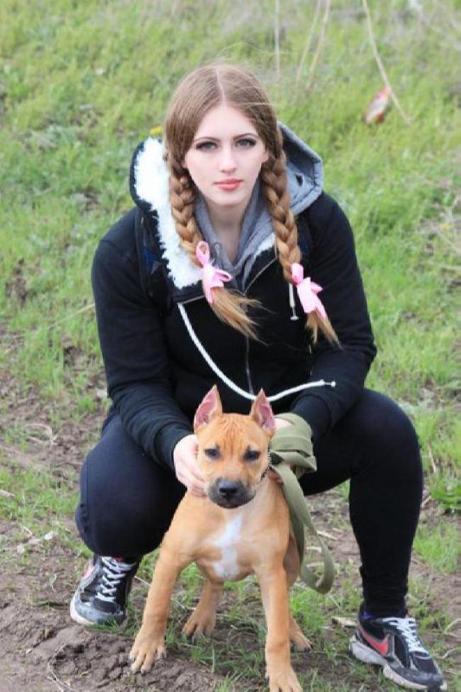 Yulia Vins – Muscle Barbie