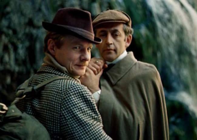 Vasily Livanov – best Sherlock Holmes