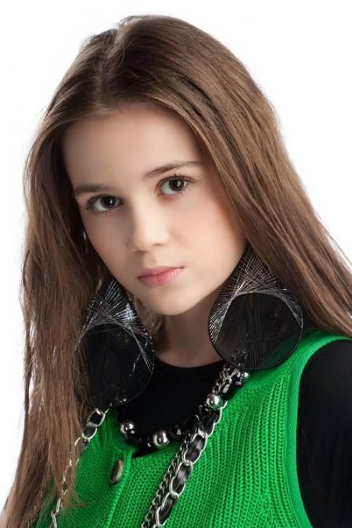 Butorina Polina actress and singer