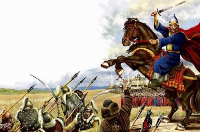 Vladimir Monomakh – Grand Prince of Kiev