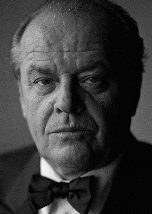 Jack Nicholson Sergei Bermeniev