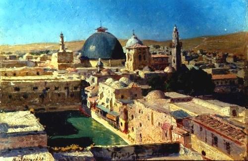 Jerusalem Nikolai Yaroshenko
