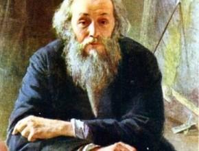 Portrait of the artist Nikolai Ghe Nikolai Yaroshenko