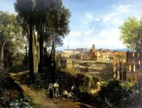 Old Rome Silvestr Shchedrin
