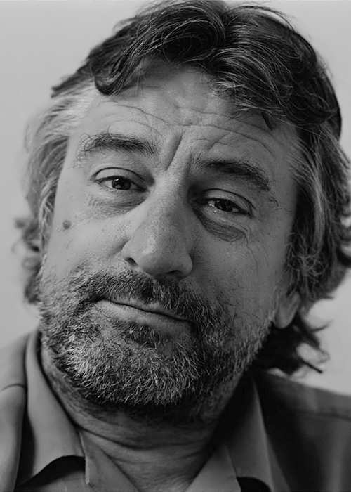 Robert De Niro Sergei Bermeniev
