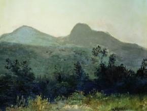 Saddle Mountain Nikolai Yaroshenko