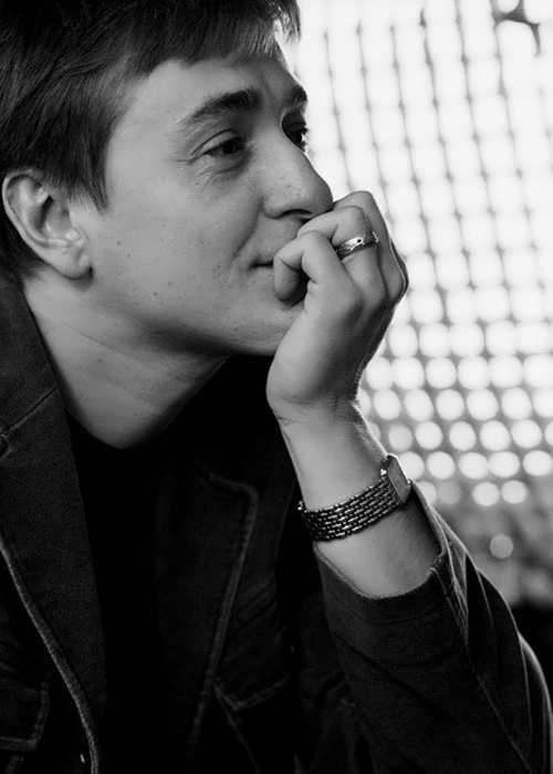 Sergei Bezrukov Sergei Bermeniev