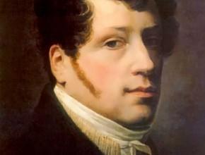 Silvestr Shchedrin Self-portrait