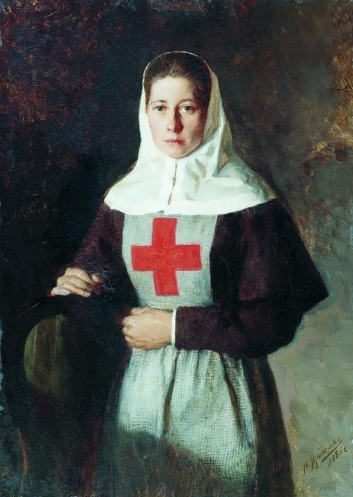 Sister of Charity Nikolai Yaroshenko
