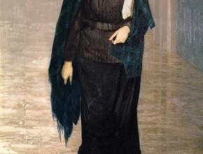 Student Girl Nikolai Yaroshenko