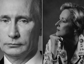Vladimir Putin Meryl Streep