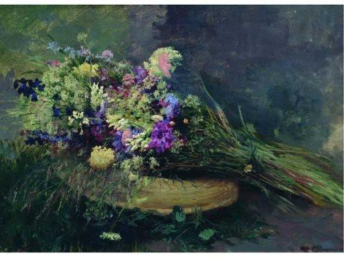 Bouquet Nikolai Yaroshenko