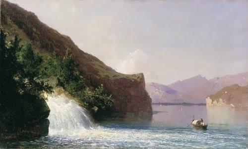 Silvestr Shchedrin – landscape painter