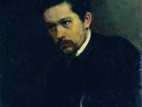 Nikolai Yaroshenko Self-portrait