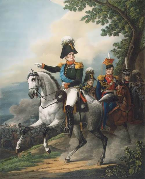 Portrait of Alexander I Orest Kiprensky