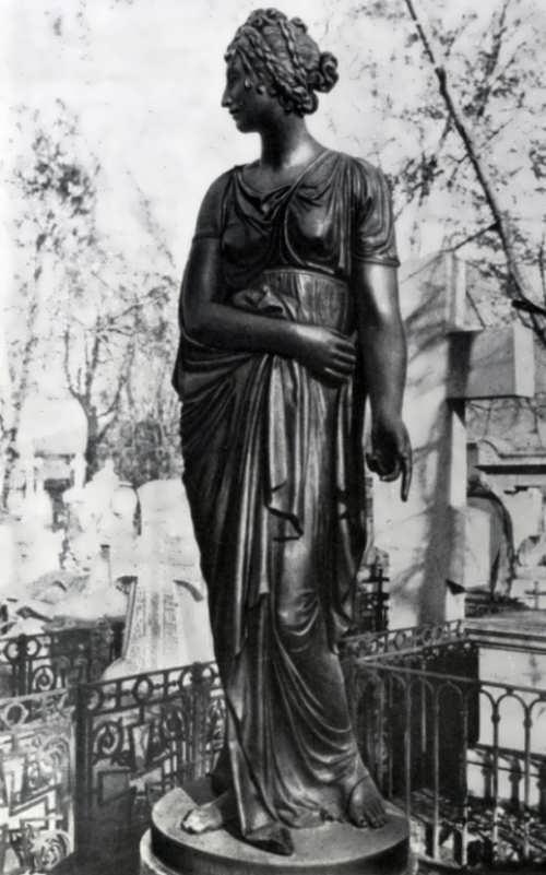 Tombstone of E.I. Gagarina Ivan Martos