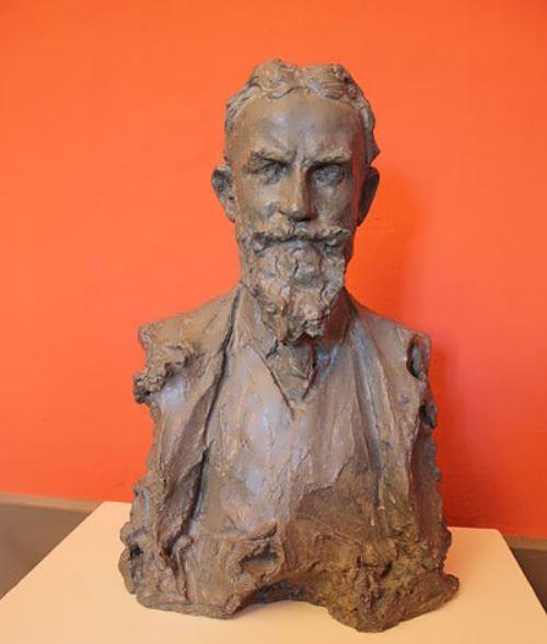 George Bernard Shaw Pavel Trubetskoy