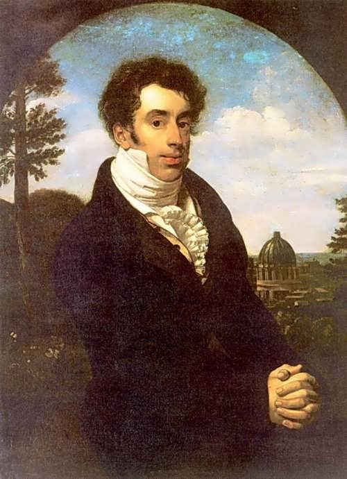 Alexander Golitsyn Orest Kiprensky