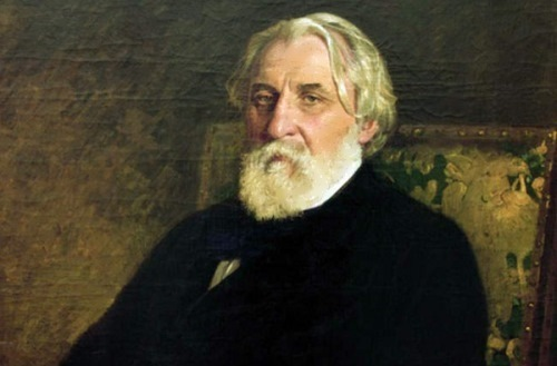 Ivan Turgenev Russian writer-realist