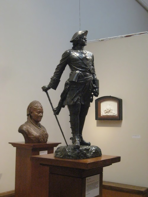 Statue of Peter the Great Mark Antokolsky