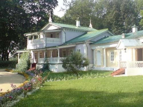 Spasskoe Lutovinovo Turgenev