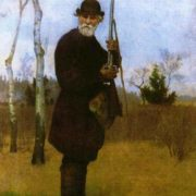 Ivan Turgenev – Russian writer-realist