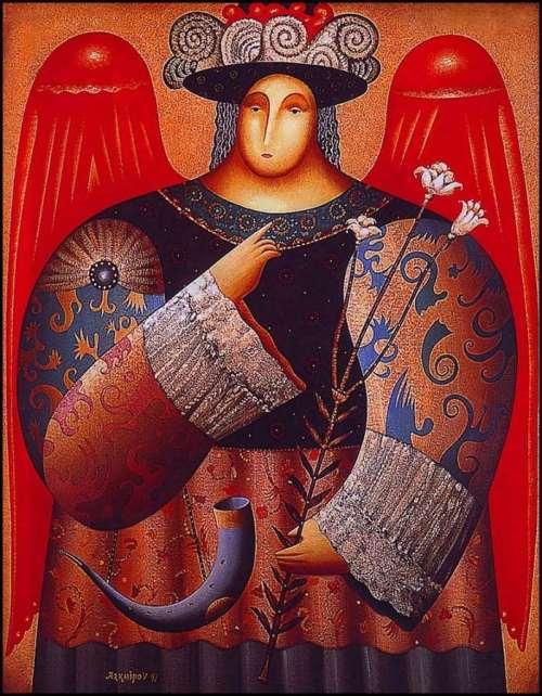 Angel by A. Arkhipov